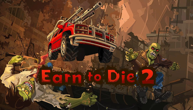 لعبة Earn to Die 2012