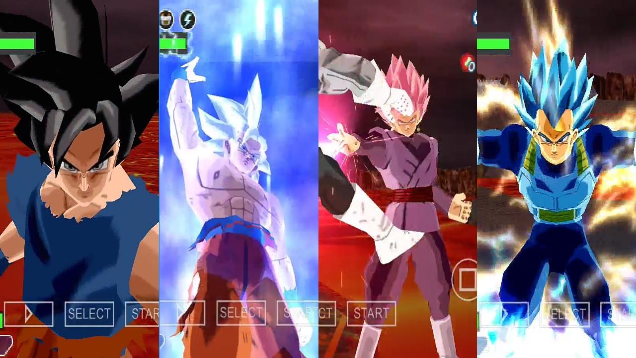 Goku Mastered Ultra Instinct in Game