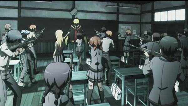 "Review anime Ansatsu Kyoushitsu ""Kelas Pembunuh"""