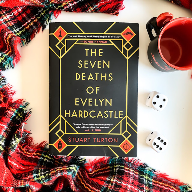 Book Review - The Seven Deaths of Evelyn Hardcastle - Incredible Opinions