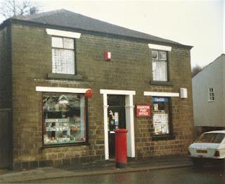 Egerton Post Office