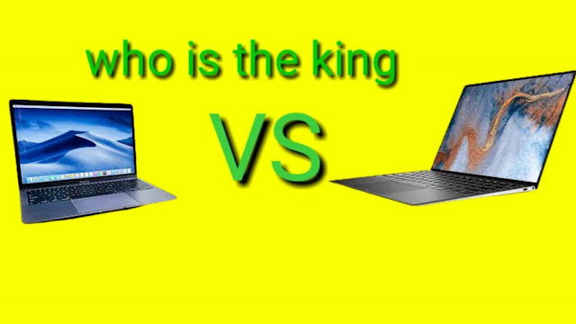 Dell XPS 13 and MacBook Air 2020 which one is the king?