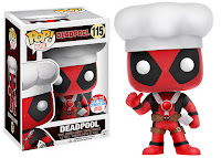 Pop! Marvel: Chef Deadpool.
