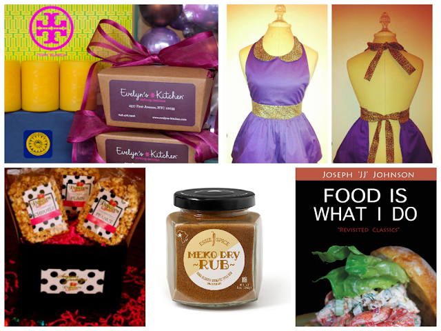 holiday, gifts, Christmas, eating fabulously, sweets, popcorn, aprons, cookbooks,