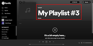 Cara Membuat Playlist Di Spotify 06