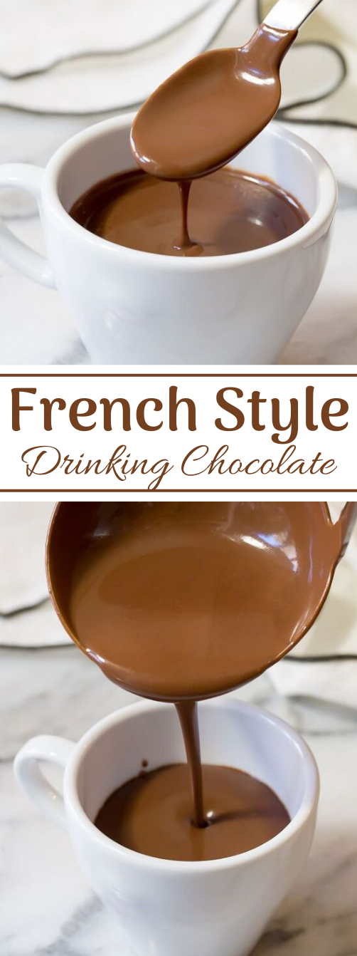 French Hot Chocolate Recipe #healthydrink #party #cocktail #smoothie #sangria