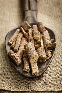 Mulethi or Licorice