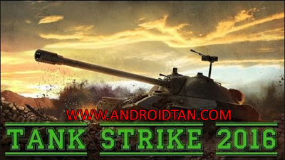 Download Tank Strike 2016 Mod Apk v1.5.4 (Unlimited Money) Terbaru