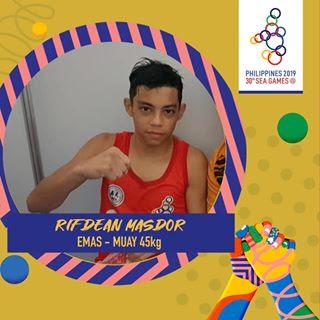 Biodata Rifdean Muay Thai Malaysia