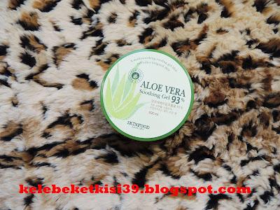 skinfood aloe vera jel