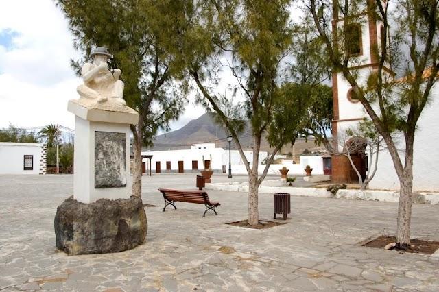 Puerto del Rosario impulsará  en Tetir un Museo sobre la Cultura de Fuerteventura