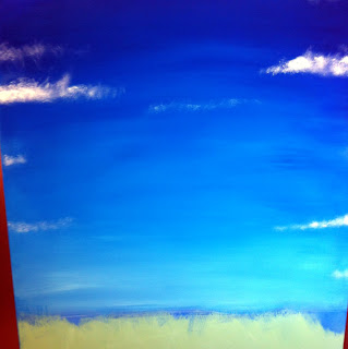 School painting learn to paint a sky