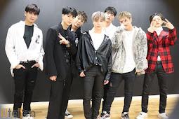 iKON at Utaten for New Kids Japan Version Press Conference