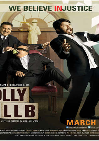 Jolly LLB 2013 DVDRip 900Mb Full Hindi Movie Download 720p Watch Online Free bolly4u