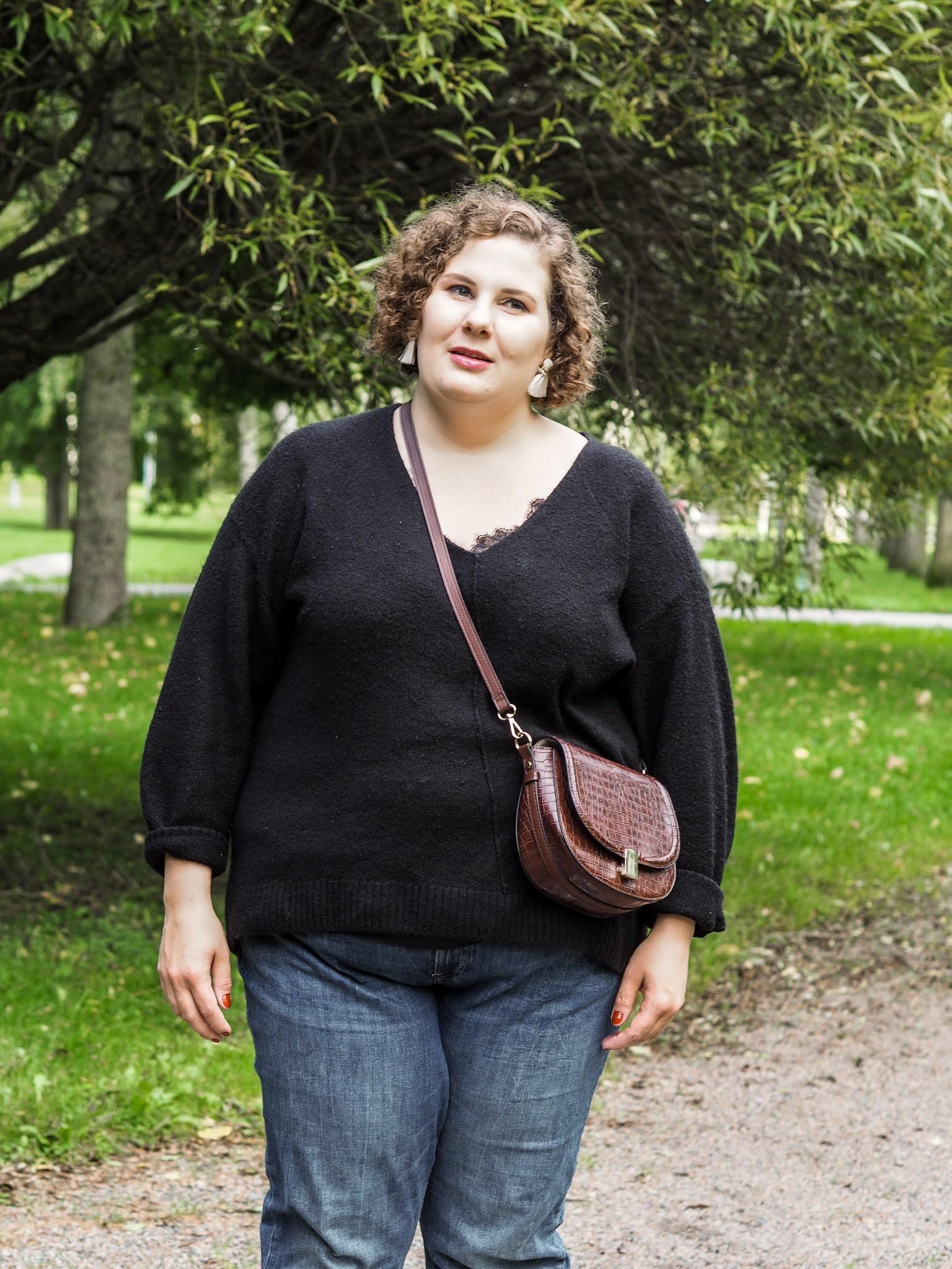 Big mamas home by Jenni S. Tavallista arkea ja syksyn käytetyin asu