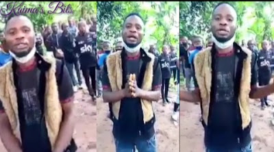 Benue Youths Set To Fight As Fulani Herdsmen Claim Benue Is Their Motherland (Video)