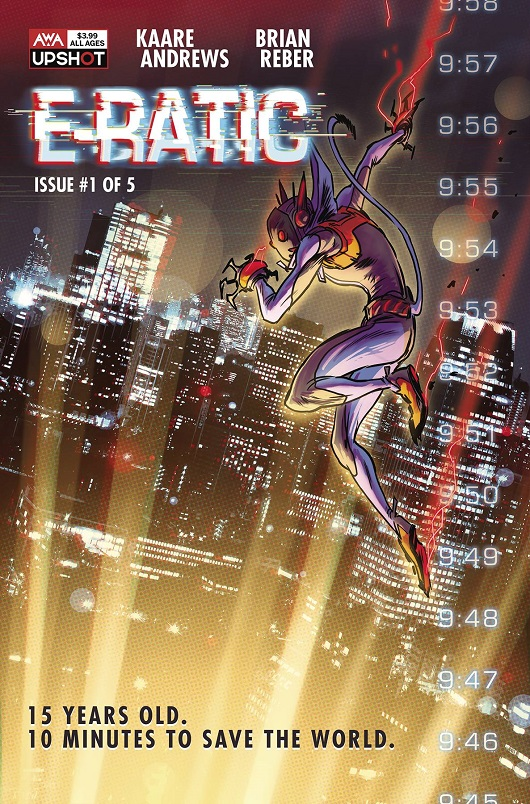 Cover of E-Ratic #1