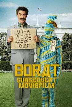 Fita de Cinema Seguinte de Borat Torrent – WEB-DL 1080p Dual Áudio