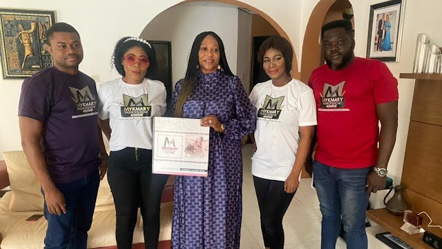 Princess Folasade Ogunwusi Fadairo, Yeye 1 of Ife Kingdom Set To Be Awarded at Mykmary Fashion Show 2021