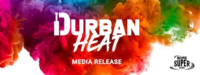 Durban Heat Media Release