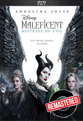Maleficent: Mistress of Evil [2019] [DVD R1] [Latino] [Remasterizado]