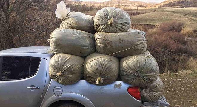 Diyarbakır'da 12 milyon TL'lik uyuşturucu ele geçirildi