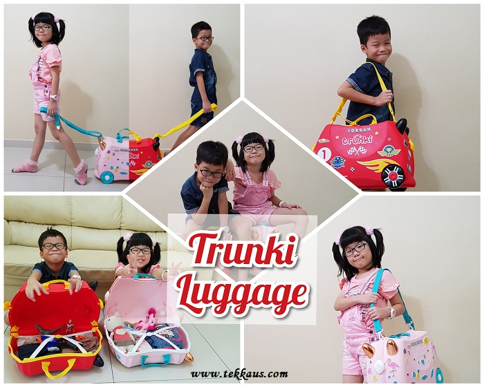 Trunki Luggage Kids Ride On Best Travel Luggage