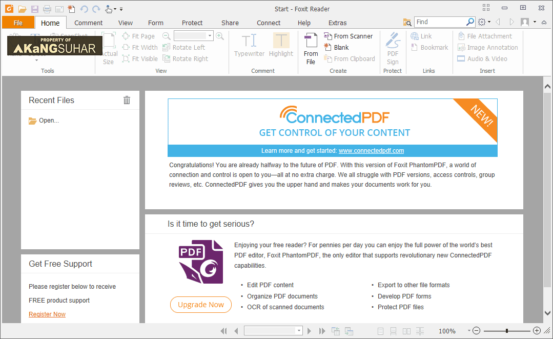Download Foxit Reader 8.2.0.2051 Free New Version