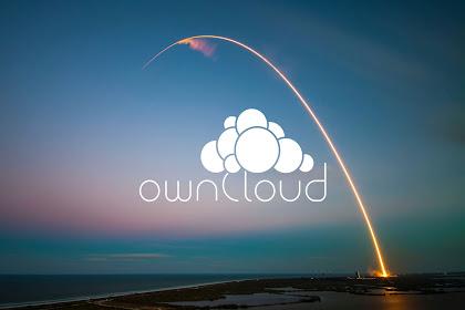 Cara Setting / Konfigurasi Cloud Storage Dengan Owncloud Platform di Ubuntu 16.04