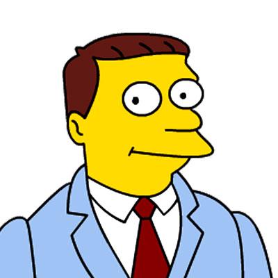 Los Simpson Personaje Lionel Hutz