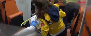 طعن إمرأة سورية بعد سرقة هاتفها ومحفظتها في أسطنبول