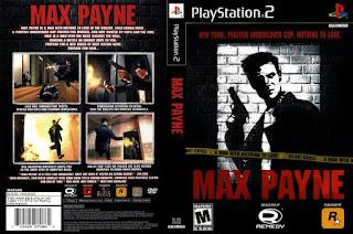 Max Payne (Traduzido - Dublado - PT / BR - Ps2 - ISO)
