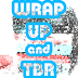 Wrap Up - books & TV (luty) + TBR (marzec)