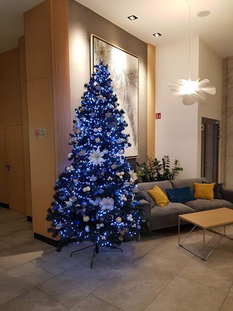 Albero di Natale-Hotel Korona-Breslavia