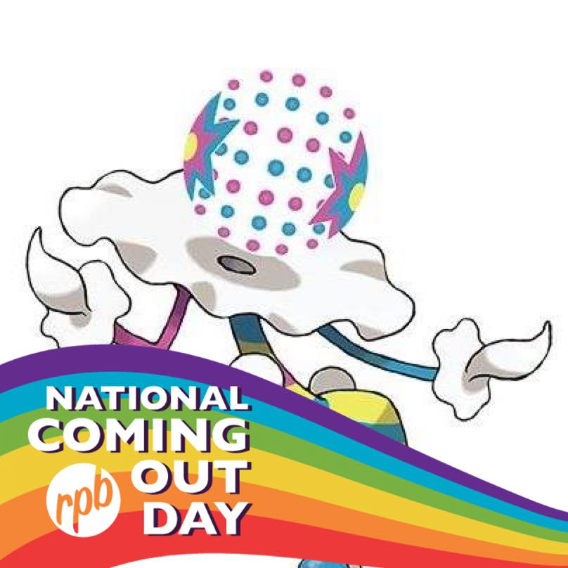 National Coming Out Day Wishes for Instagram