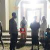 Bhabinkamtibmas Polsek Marbo, Melaksanakan Pengamanan Sholat Tarwih Secara Serentak