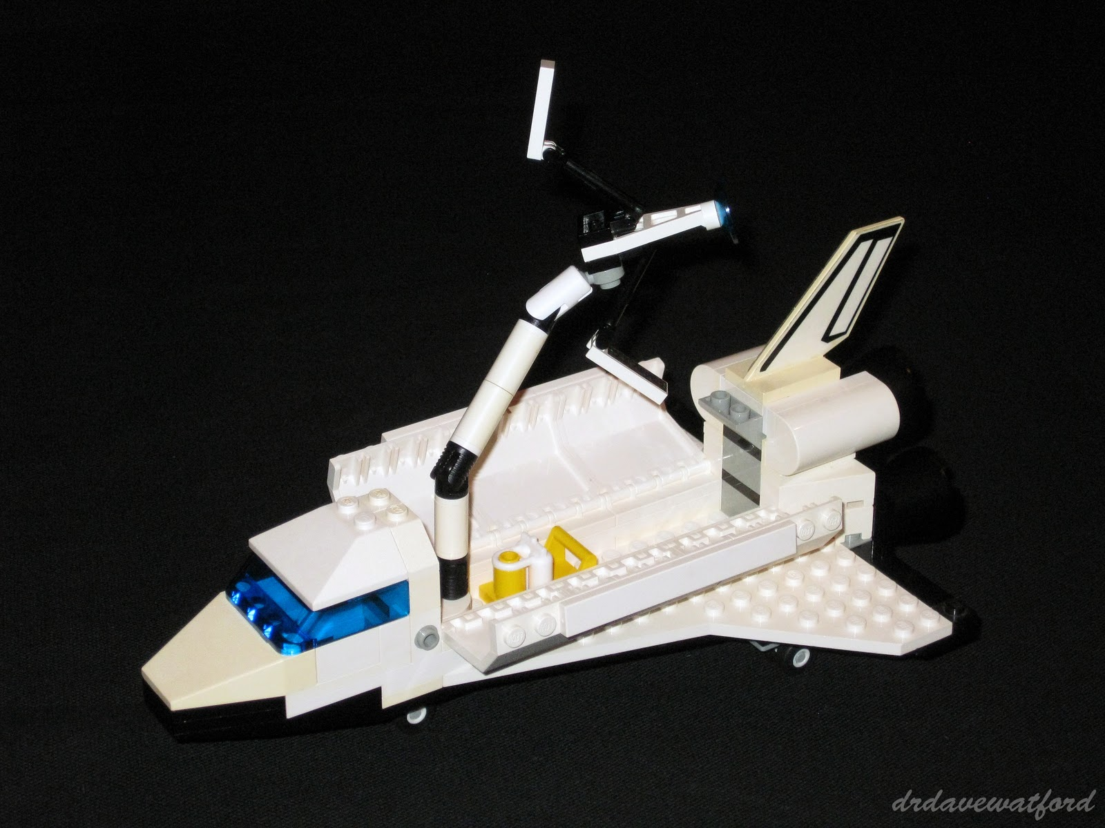 lego space shuttle and plane - photo #37
