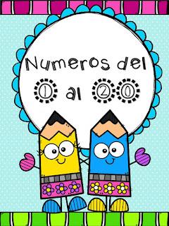 tarjetas de números del 1 al 20 para imprimir pdf