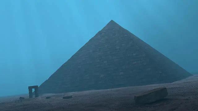 Η βυθισμένη πυραμίδα που ανακαλύφθηκε στα παράλια της Πορτογαλίας εξακολουθεί να εγείρει ερωτήματα