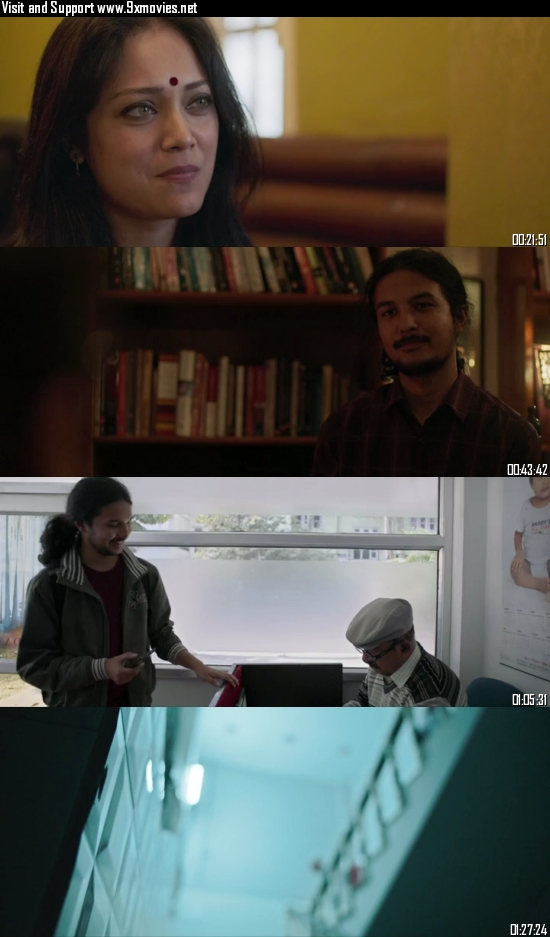 Aamis 2019 Hindi 720P 480p WEB-DL [950MB 300MB]