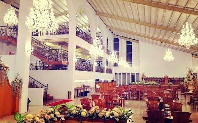 Wisata Istana Kuliner Bandungan