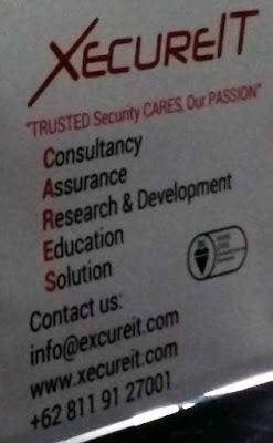 XecureIT hadir sebagai perusahaan digital tentang keamanan siber dan informasi dalam negeri