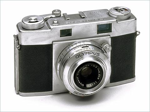 Olympus 35 S-3.5 (1955)