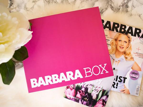 Barbara Box Ready for take-off