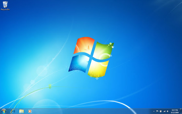 Windows 7 (berat, jika Aero Glass aktif)