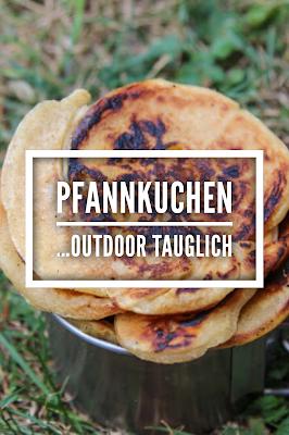 Pfannkuchen …outdoor tauglich | BMA Outdoor Kitchen DIY Trekkingnahrung selbst gemacht | Leckere Alternative zu Tütensuppe