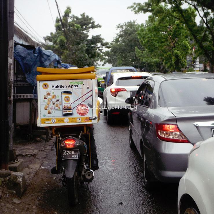 HokBen Omiyage Delivery Service