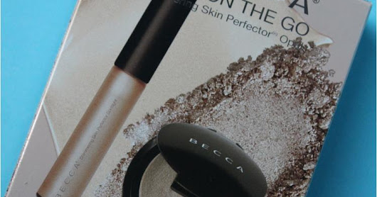 Review: Kit Becca Glow on The Go