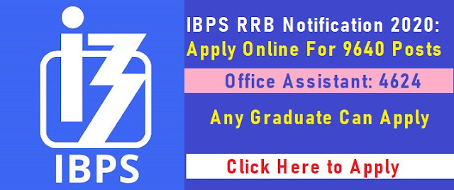 IBPS RRB Notification 2020