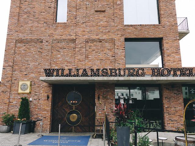 ザ・ウィリアムズバーグ・ホテル(THE WILLIAMSBURG HOTEL)